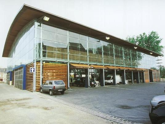 Hall de la charpentrieOrleans