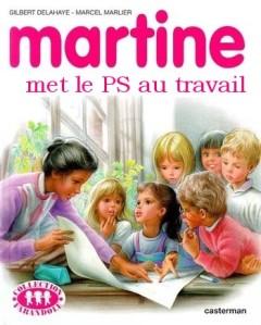 Martine AUBRY met le PS au Travail